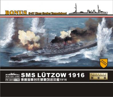 SMS Lützow 1916 Limited Edition