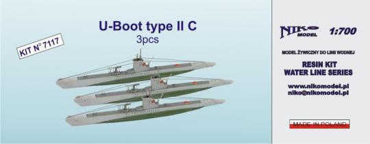 U-Boot Typ IIC (3pcs.)