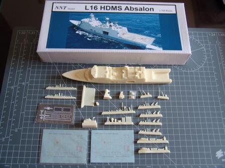 Absalon HDMS L16