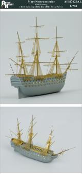 The 100-gun ship HMS Victory (Full Hull)