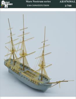 Frigate USS Constitution (Full Hull)