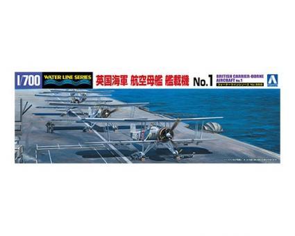 British Carrier-Borne Aircraft No. 1