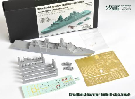 Royal Danish Navy Iver Huitfeldt class frigate