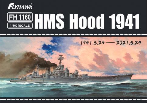 HMS Hood 1941 (full hull option)