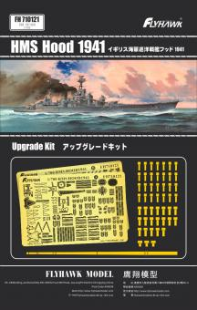 HMS Hood 1941 upgrade kit (for FH1160)