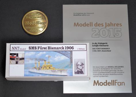 SMS Fürst Bismarck 1906