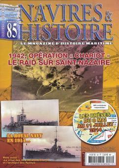 1942, opération Chariot, le raid sur Saint-Nazaire