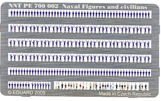 Seeleute / Zivilisten (x197/ x30)