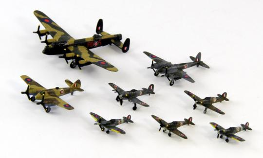 WWII Royal Air Force Wings Set 1