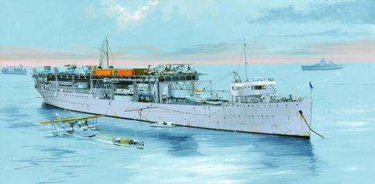 USS Langley AV-3 Aircraft Transport
