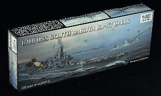 USS South Dakota BB-57 1944 Deluxe Edition