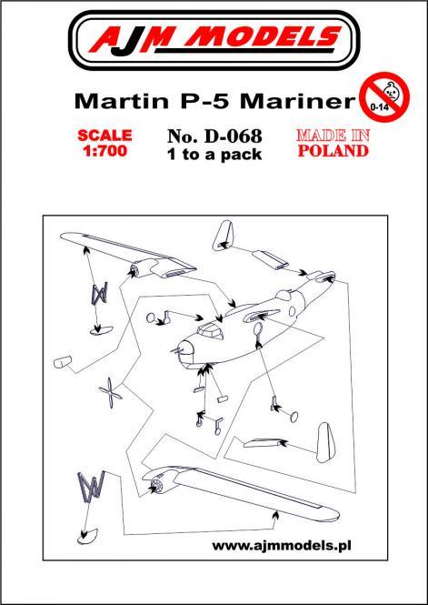 Martin P-5 Mariner