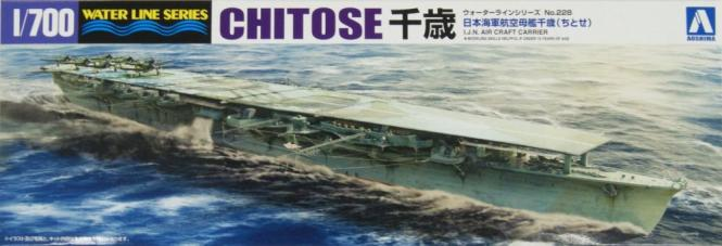 Chitose IJN Aircraft Carrier