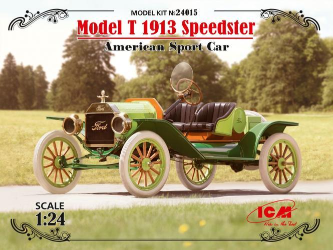 Model T 1913 Speedster American Sport Car