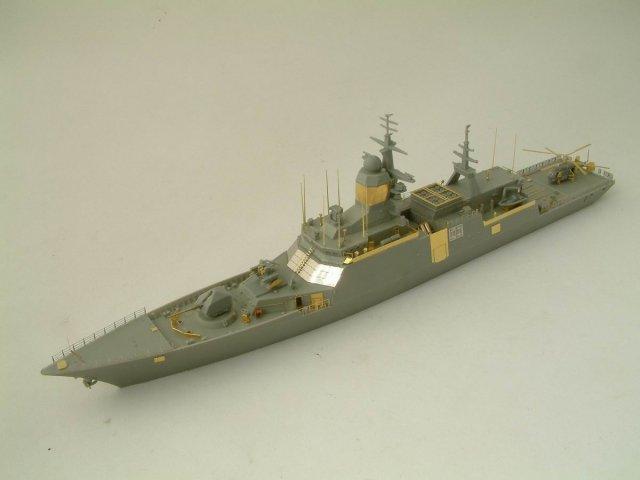 1/350 Steregushchy (hull no. 530) Russian Corvette