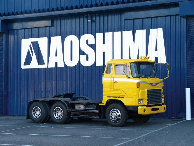 Hino HH Tractor
