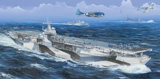 USS Ranger CV-4 Aircraft Carrier