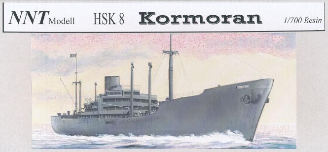 HSK-8 Kormoran Hilfskreuzer