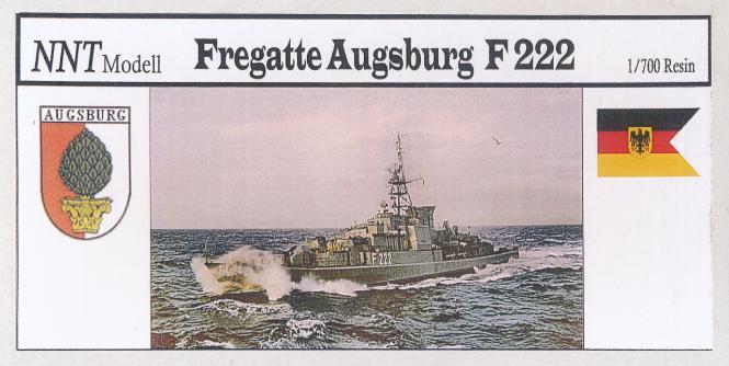 Augsburg F222 Fregatte Typ 120
