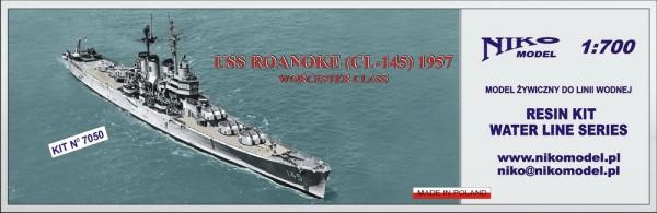 Roanoke CL-145 /1957 Worcester Class