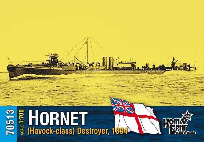 HMS Hornet, (Havock-class) Destroyer 1894