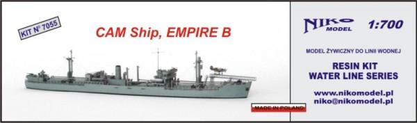 CAM Ship, Empire B
