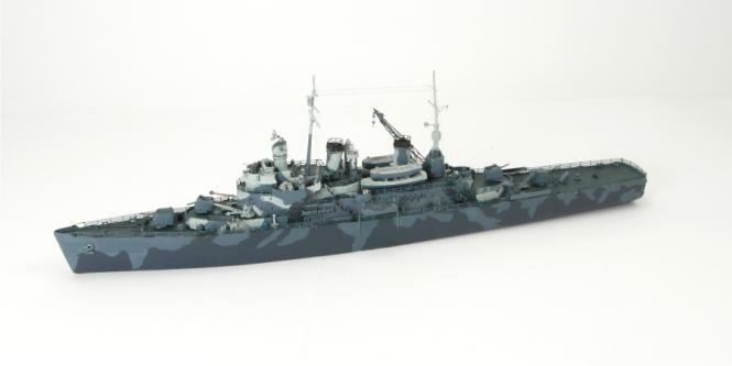 USS Terror CM-5, 1942