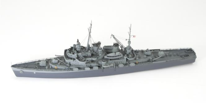 USS Terror CM-5, May 1945