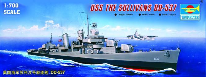 The Sullivans DD-537