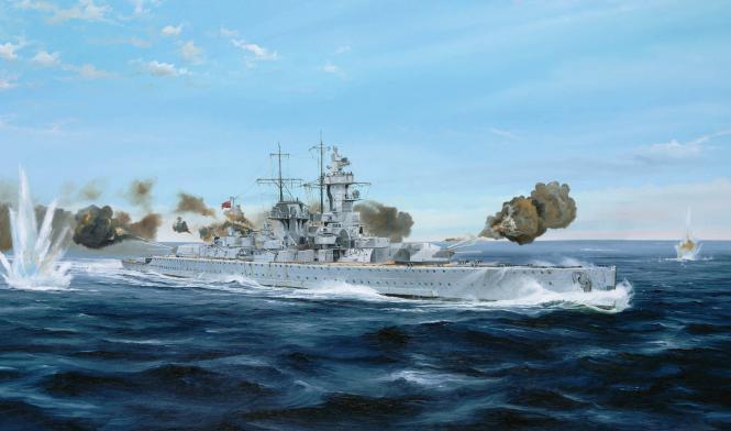 Admiral Graf Spee 1939