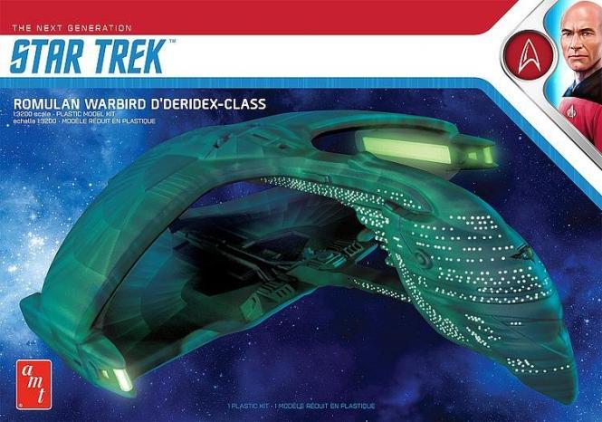 Romulan Warbird D'Deridex-Class