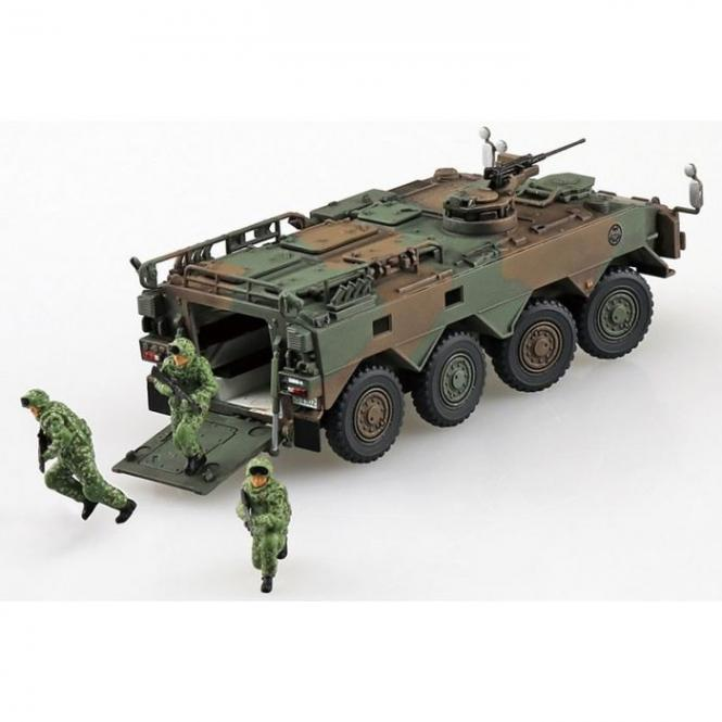 "JGSDF Type 96 Wheeled Armored Personnel Carrier Type B ""Rapid Deployment Regiment"""