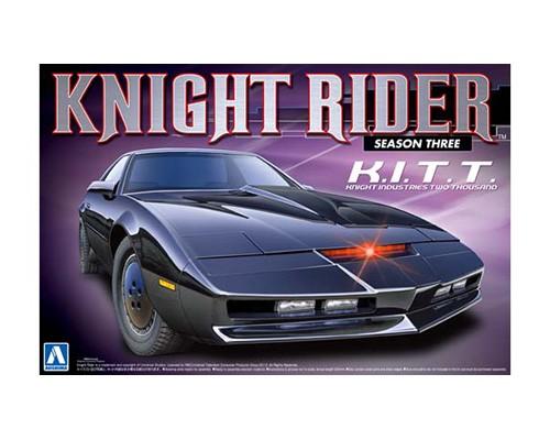 K.I.T.T. Knight Industries Two Thousand Knight Rider season three