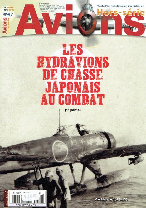 Les Hydravions de chasse Japonais au Combat