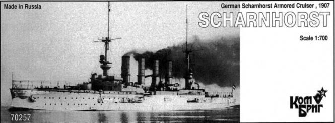 Scharnhorst 1907
