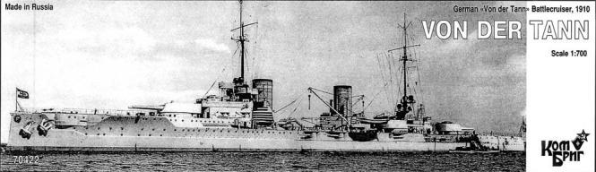 Von der Tann 1910