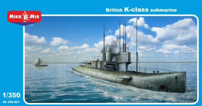 British K-class Submarine