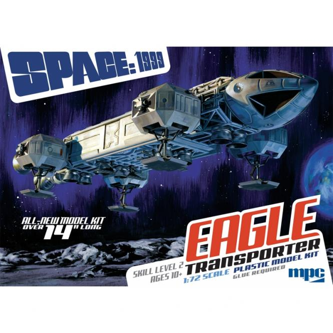Space:1999 Eagle 1 Transporter 1/72