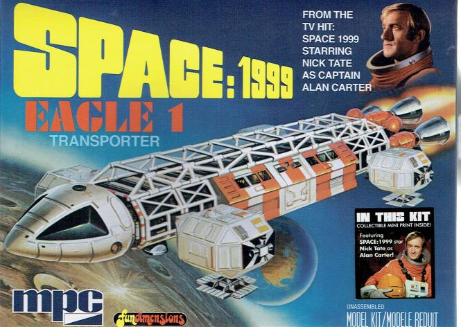 Space:1999 Eagle 1 Transporter