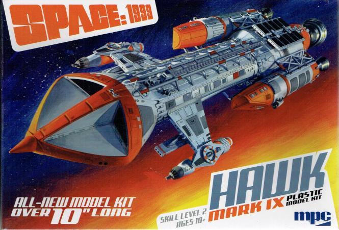 Space:1999 Hawk Mark IX