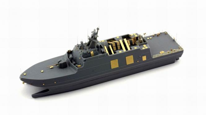 Taiwan Tuo-Chiang class corvette PPG-618 1/350