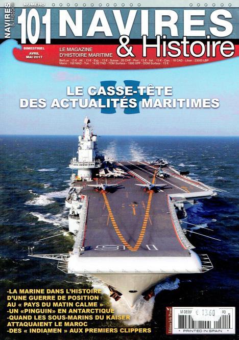 Le casset-tête des actualités maritimes