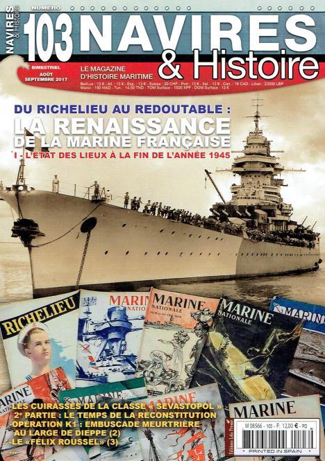 Du Richelieu au Redoutable: La renaissance de la Marine Francaise