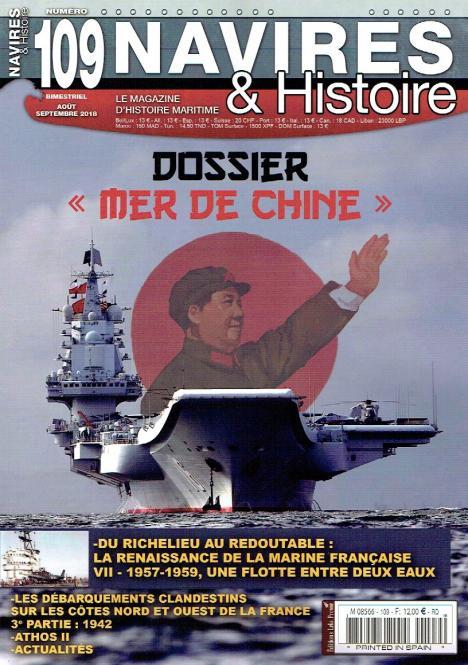 Du Richelieu au Redoutable: La renaissance de la Marine Francaise - part VII - 1957-1959, und Flotte entre deux eaux