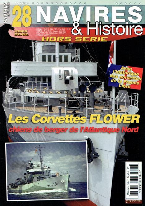 Les Corvettes Flower - chiens de berger de l'Atlantique Nord