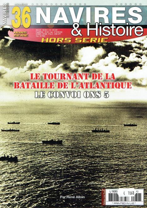 Le Tournant de la Bataille de l'Atlantique: Le Convoi ONS 5