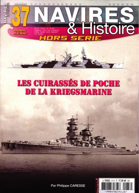 Les cuirassés de poche de la Kriegsmarine