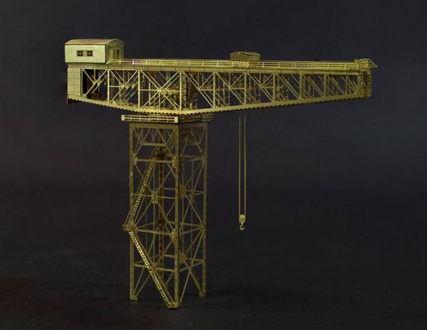 IJN 150t Giant Cantilever Crane Nagasaki