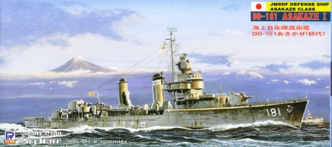 Asakaze I DD-181