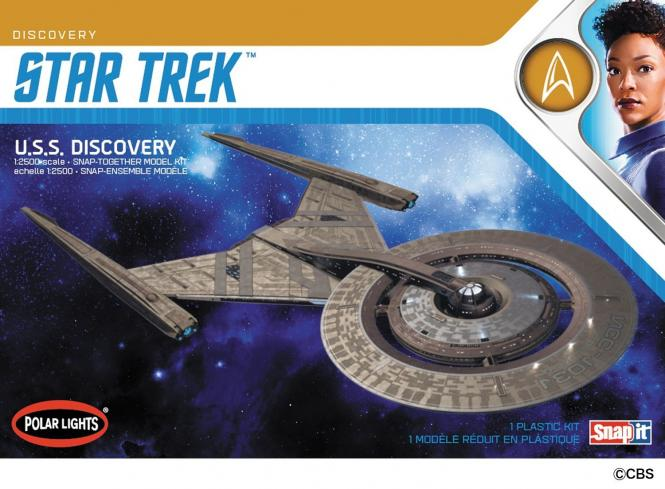 USS Discovery NCC-1031 1/2500